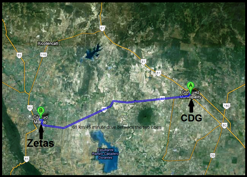 Borderland Beat: GRAPHIC VIDEO:CDG Executes Zs , Dismembers