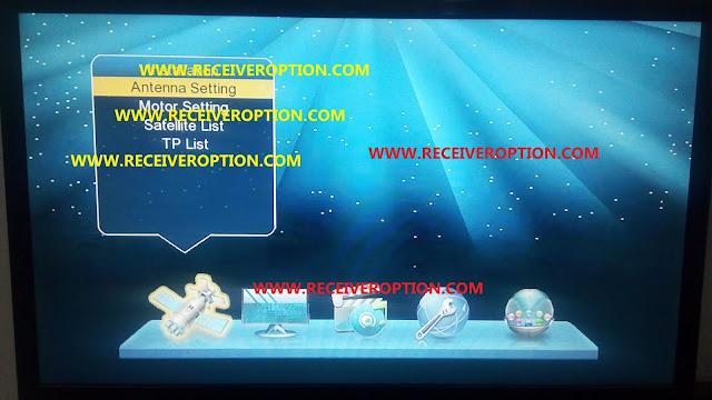 GX6605S HARDWARE VERSION HW203.00.020 POWERVU KEY NEW SOFTWARE