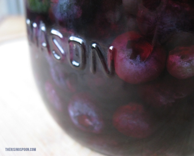 How to Make Blueberry Infused Vodka