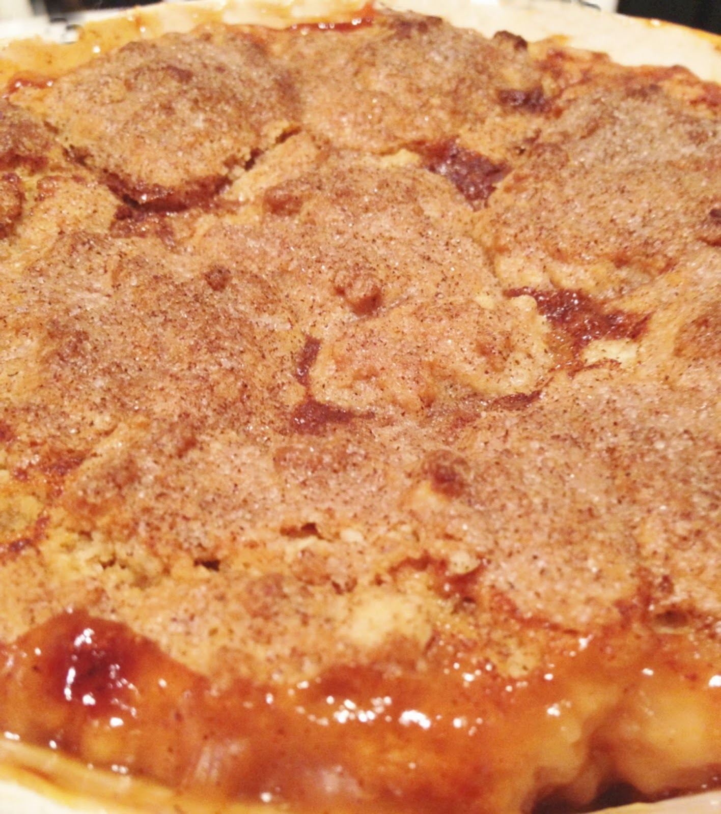 Eloise And Me: Southern Peach Cobbler