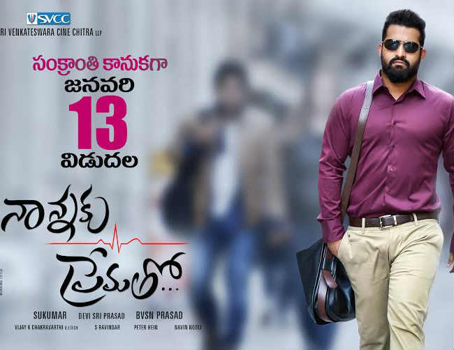 N. T. Rama Rao Jr., Rakul Preet Singh, Rajendra Prasad, Jagapati Babu, Srinivas Avasarala 2016 Movie Nannaku Prematho is collect 50.14 Crores and it budget 45 Crores, It is highest grossing Tollywood film of 2013.