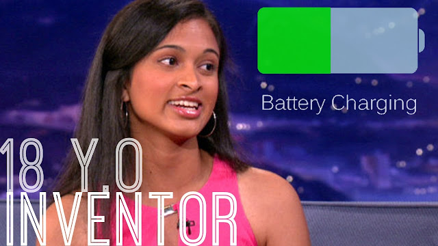 Indian Teenager Invented The Fastest Phone Charger Ever: Full Battery Within 30 Seconds!