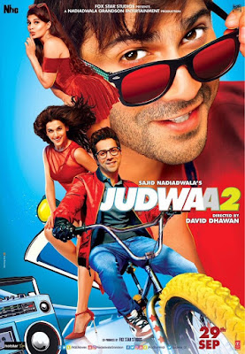 Judwaa 2 2017 Hindi WEB-DL 480p 200Mb HEVC x265