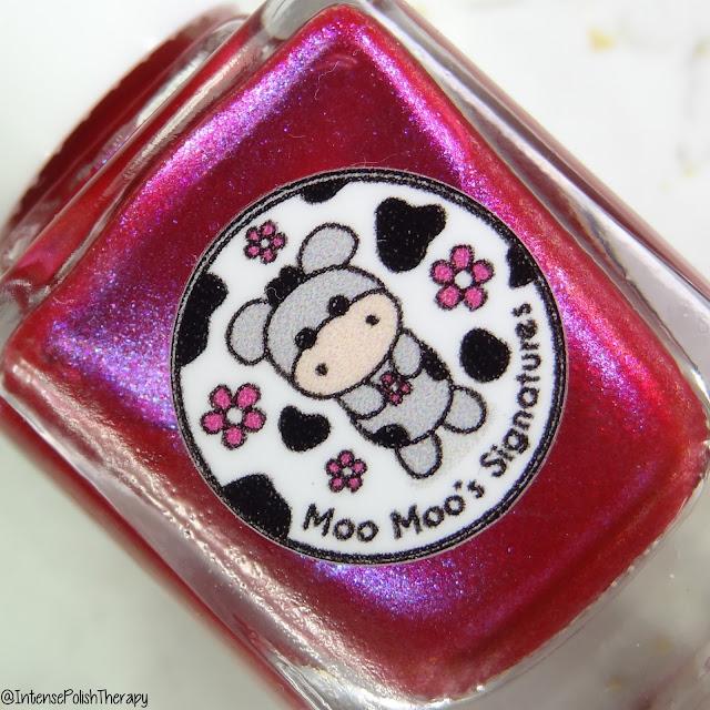 Moo Moo's Signatures - Lava Rose