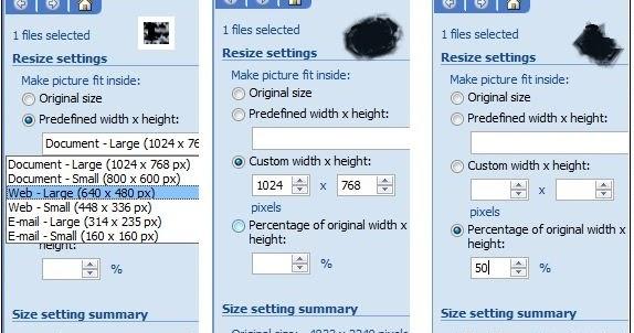 Cara Mengubah Ukuran Gambar dengan Microsoft Picture