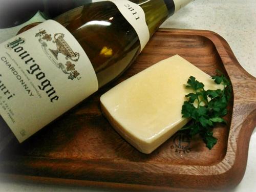 2011 HenriMeurgey , Bourgogne Chardonnay and Raclette