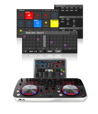 Virtual DJ Pro Sofware Musik Audio Editing