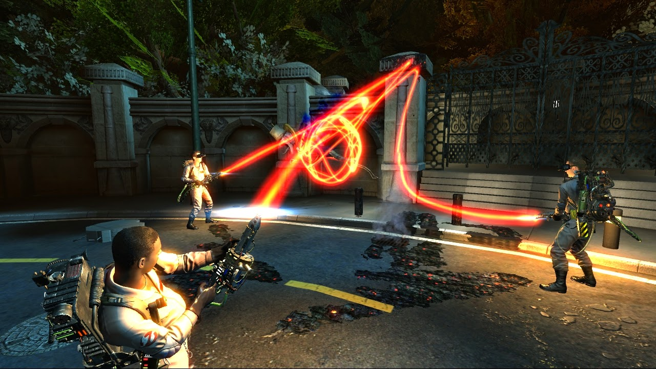 Free Ghostbusters Game