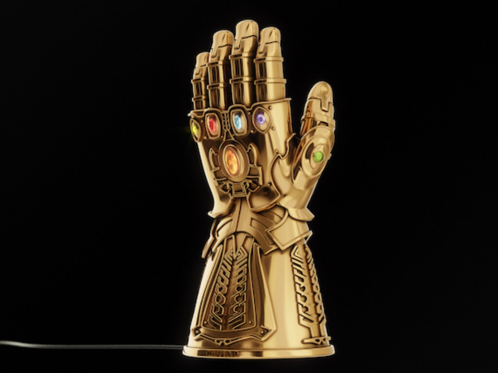 Infinity Gauntlet charger