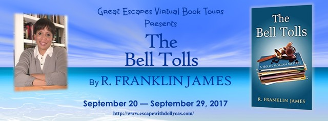 FEATURED AUTHOR: R. FRANKLIN JAMES