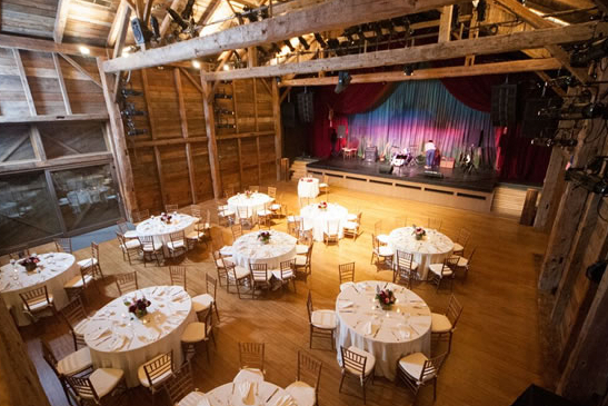 The Barns At Wolf Trap Wedding Venues