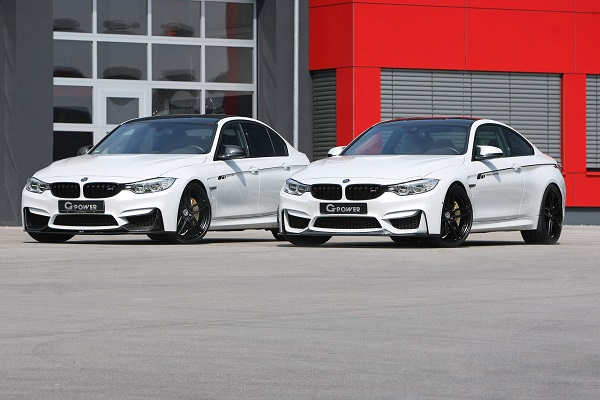 G-Power BMW M3 y M4