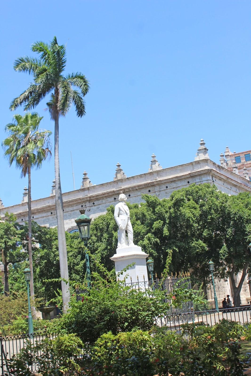 making restorations Havana day 3.2