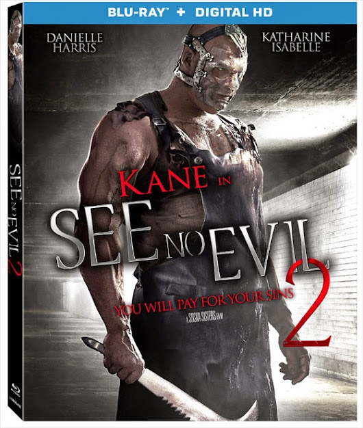 'See No Evil 2' TRAILER and Release Details