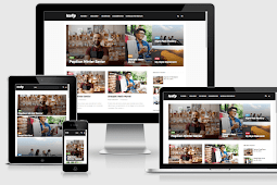 Icofp Responsive News & amp Magazine Blogger Template Free Download