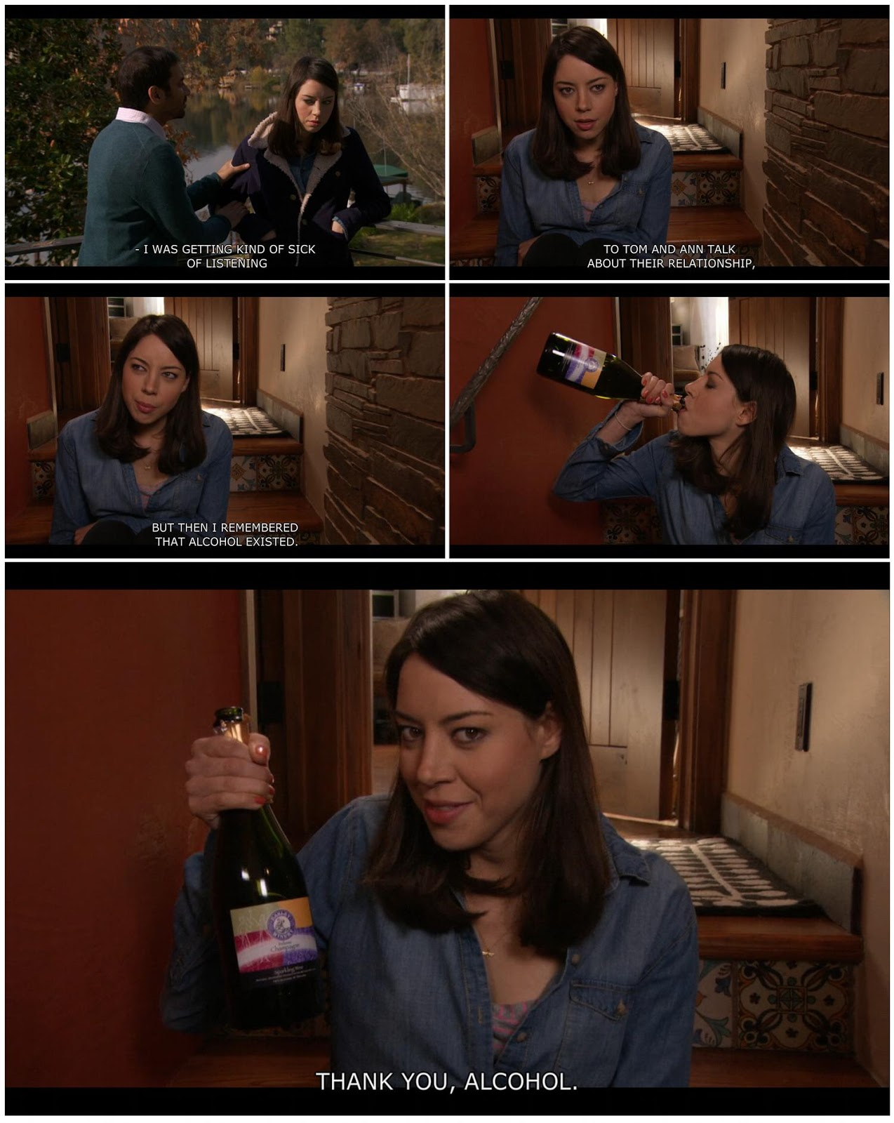 Breathtaking And Inappropriate April Ludgate Is Awesome