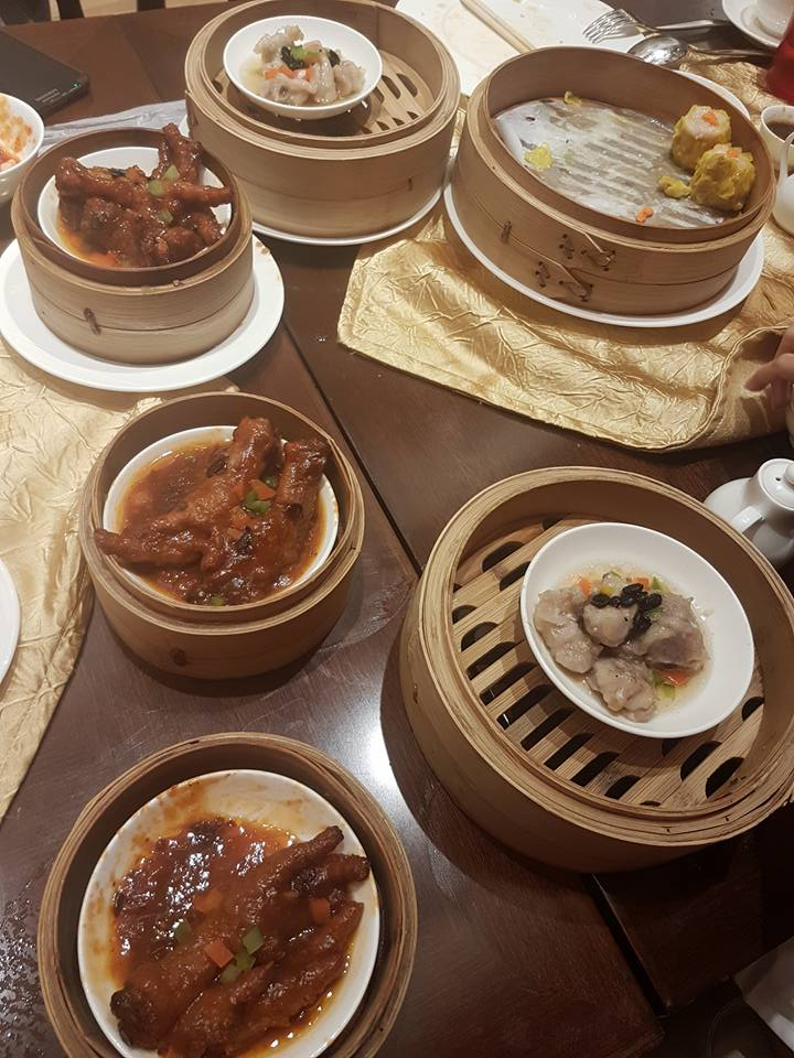 Red Spice has few selections for their dim sums
