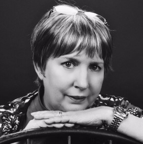 Dinah Roseberry author photo