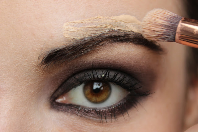 twenties make-up: step 12