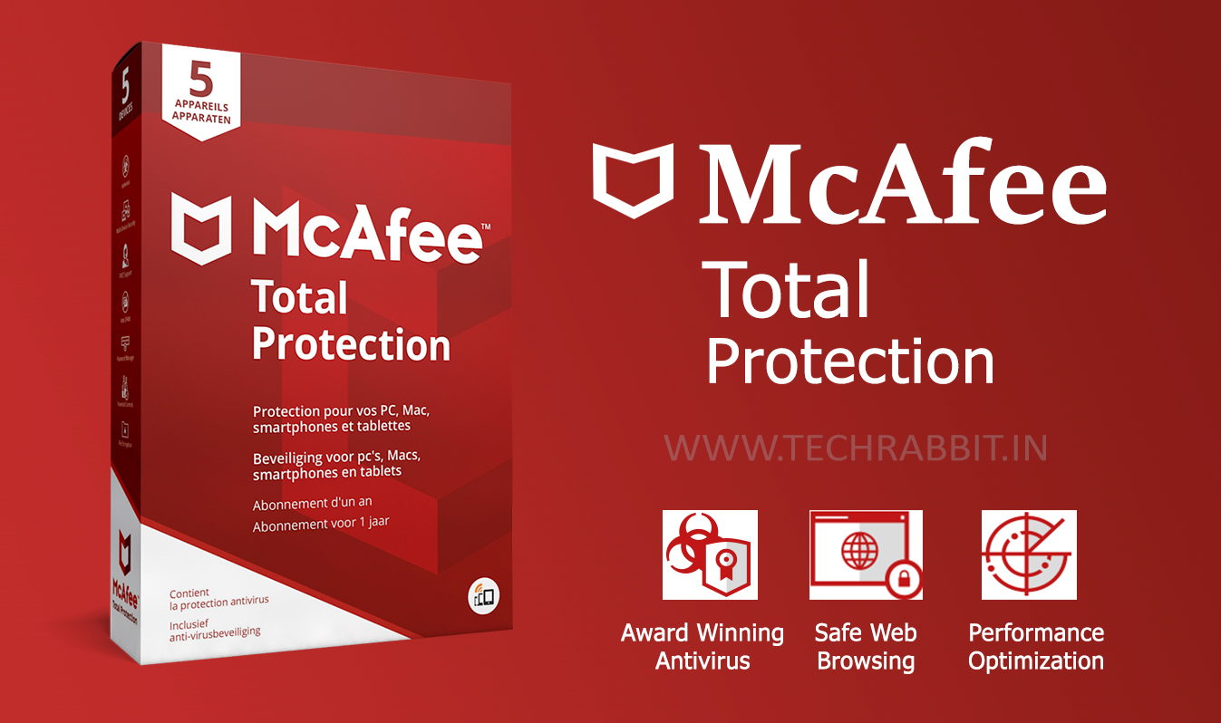 mcafee total protection download for mac