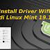 Cara Install Driver Wifi Laptop HP di Linux Mint 19.1
