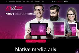 Adnow - Salah Satu Alternatif Iklan Terbaik Pengganti Google Adsense