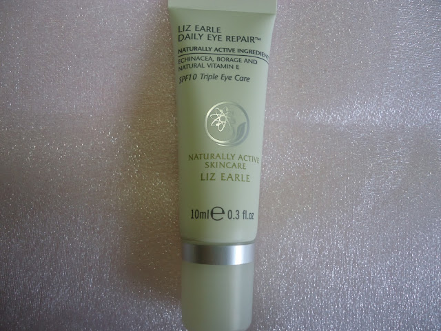 Liz Earle Daily Eye Repair Review