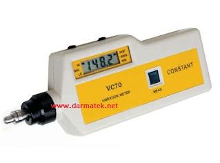 Darmatek Jual Constant VC-70 Vibration Meter