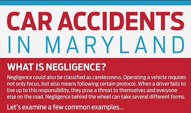 Car Accidents in Maryland