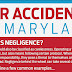 Car Accidents in Maryland #infographic