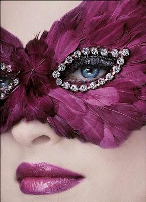 Maquiagem para 15 Anos partido temático do carnaval