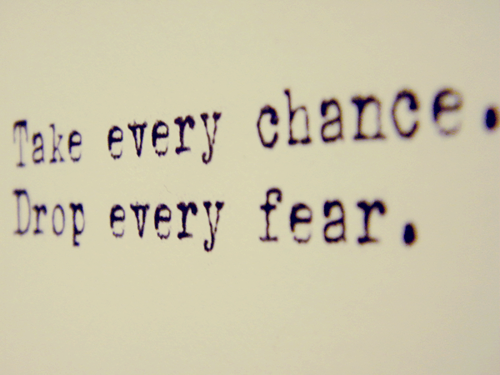 Taking Chances Quotes Best Quotes And Sayings