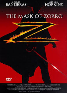 Sinopsis Film The Mask of Zorro (1998)