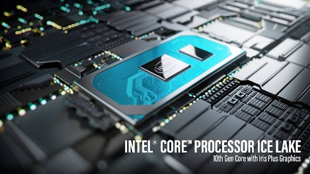 Spesifikasi Prosesor Intel Ice Lake