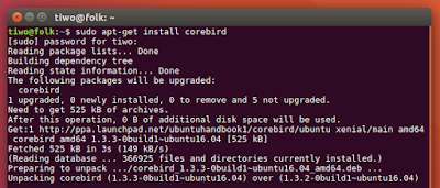 How to Install and Update Corebird to Latest Version in Ubuntu Linux Mint