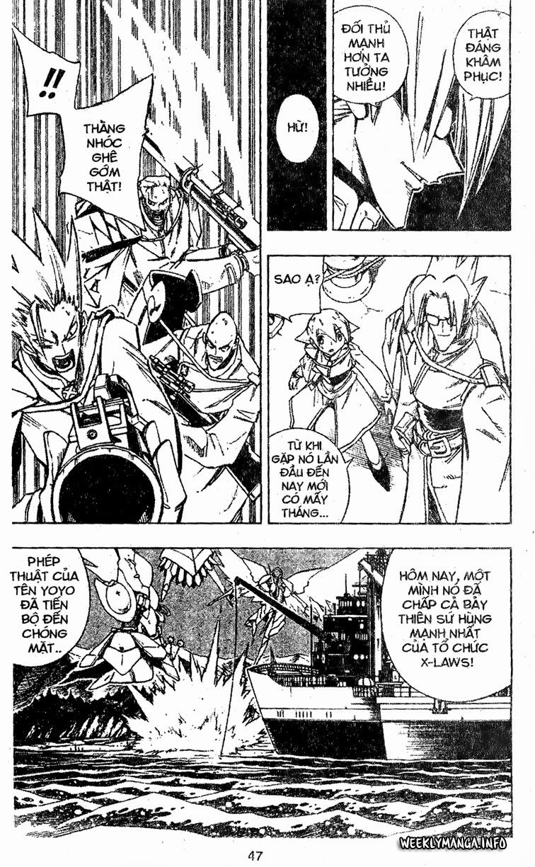 Shaman King [Vua pháp thuật] chap 211 trang 15