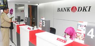 Lowongan Kerja Bank DKI Maret 2018 Jakarta