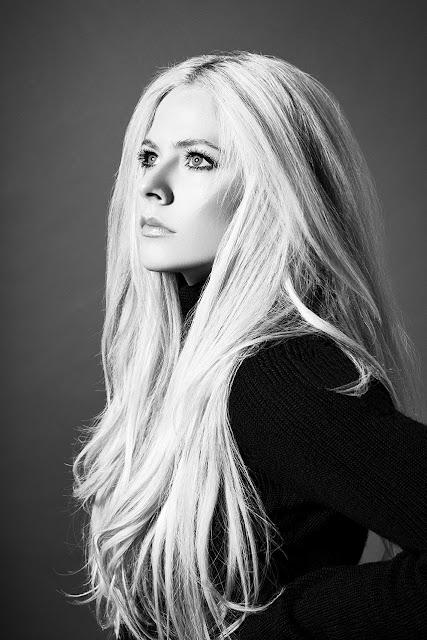 Avril Lavigne - credit: David Needleman