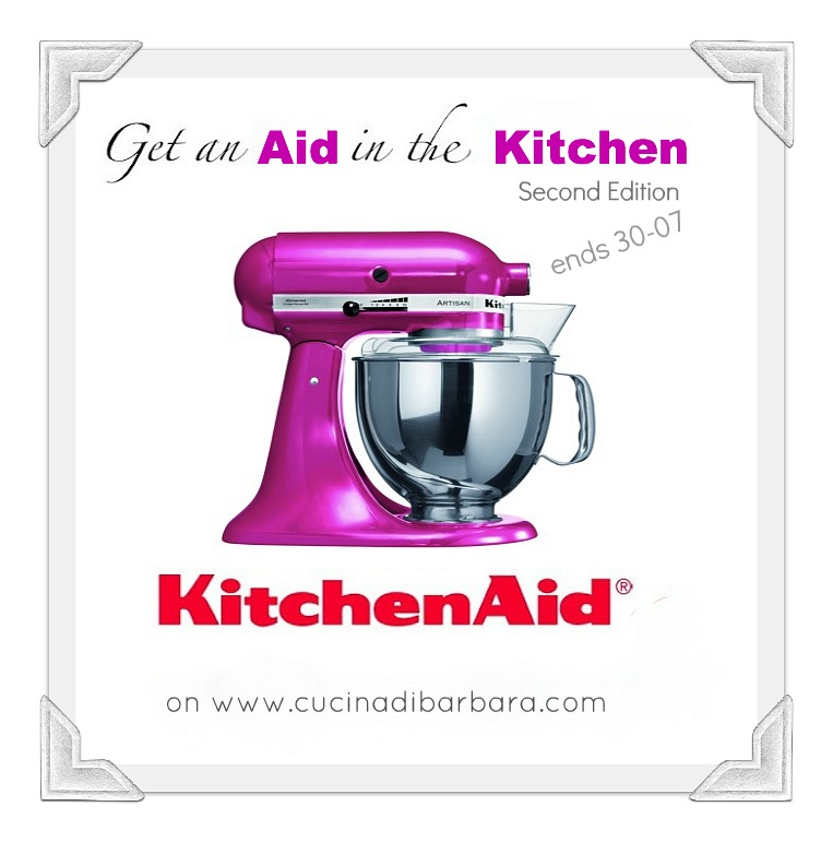 Kitchen Aid No Cooking Uses