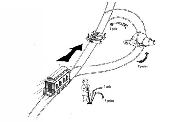 Self Driving Cars and the Trolley Problem: Can Your