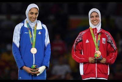 Inilah Para Muslimah yang Berhasil Meraih Medali di Ajang Taekwondo Olimpiade Rio