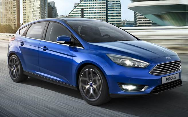 New Ford Focus 2017 More On Style