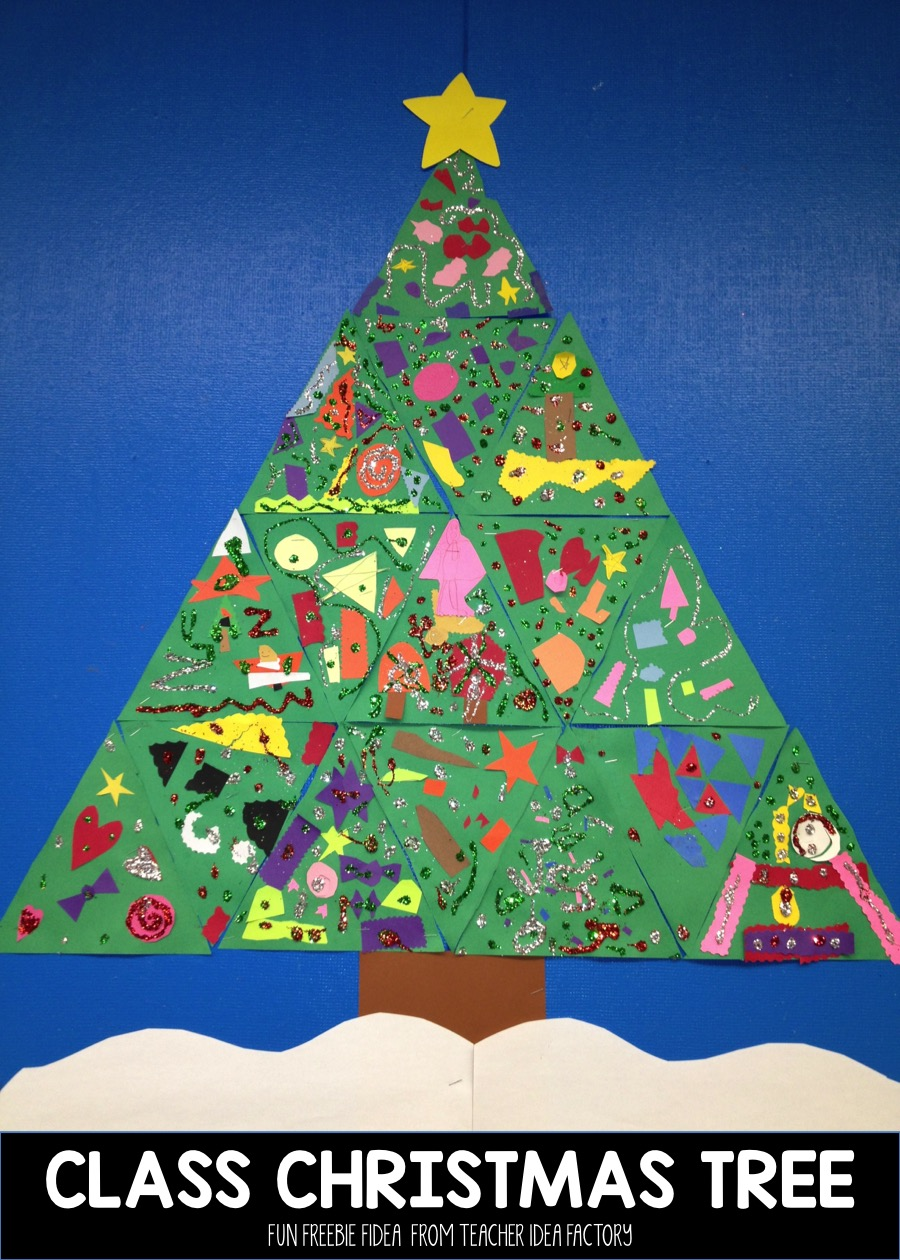 Classroom Christmas Tree Ideas ~ Turkey week ideas freebies a little holiday prep