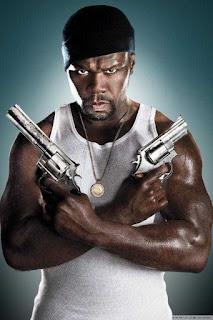 Rapper 50 cent shooting