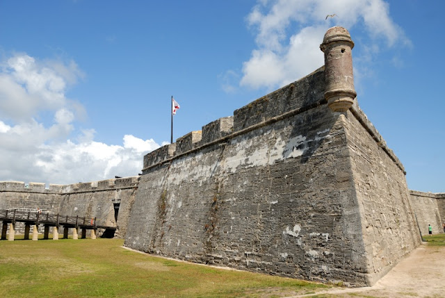 Castillo de San Marcos on Florida