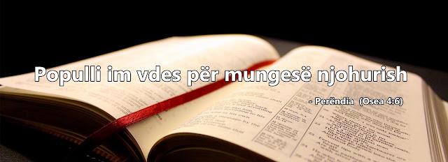 vargje nga Bibla, vargje biblike,, osea