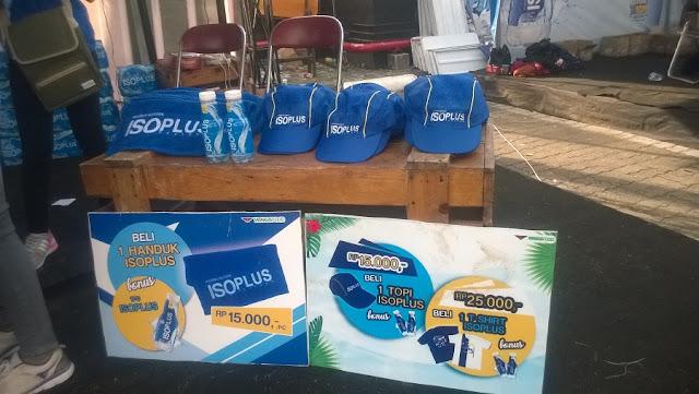Harga Merchandise Isoplus 2