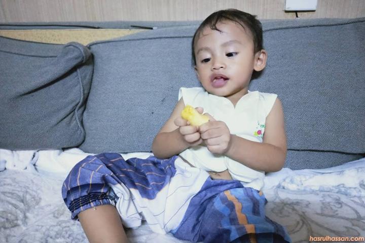 Tips rangsangan untuk otak bayi
