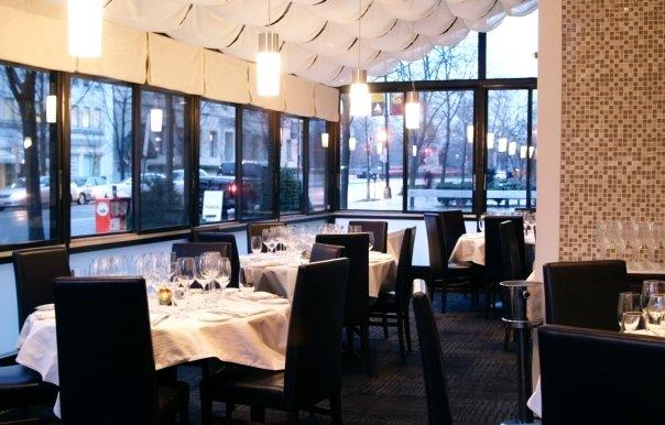 Equinox Restaurant Dc Menu