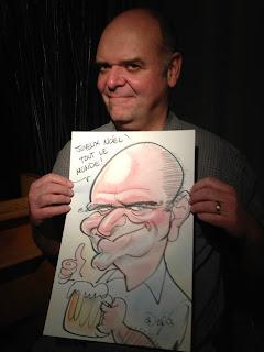 caricature, direct, live, party, soiree, evenement, humour, fun, caricaturiste, montréal, noël, christmas